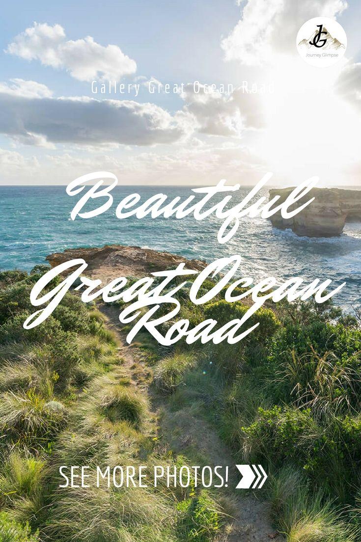 Die Great Ocean Road ist eine der schönsten Regionen Australiens.