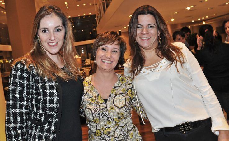 Cleusa Donella, Adriana Fontana e Denise Ribeiro www.brentwood.com.br
