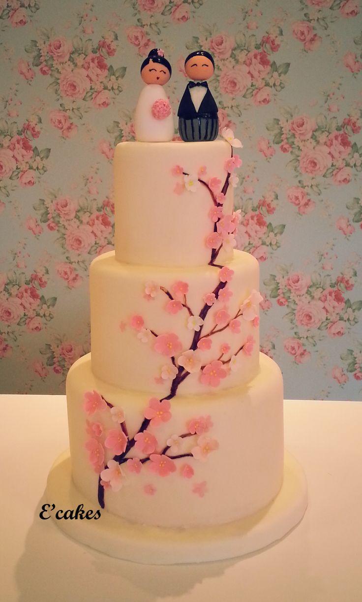 japenese wedding cakes | Japanese cake — Round Wedding Cakes