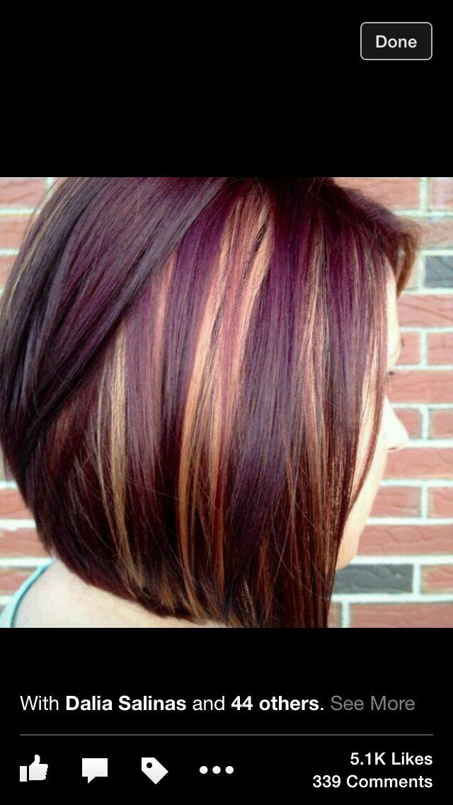 Best 25 Mahogany Highlights Ideas On Pinterest Dark