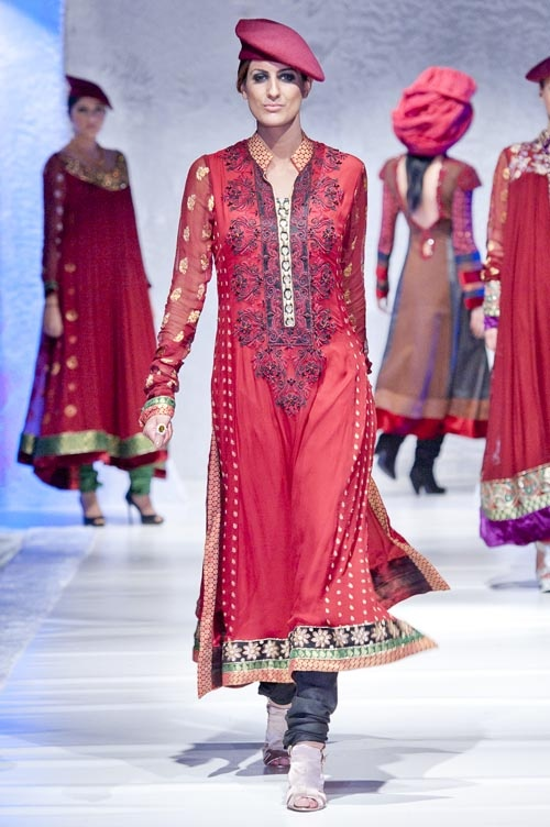 #Pakistan #Fashion Week <3