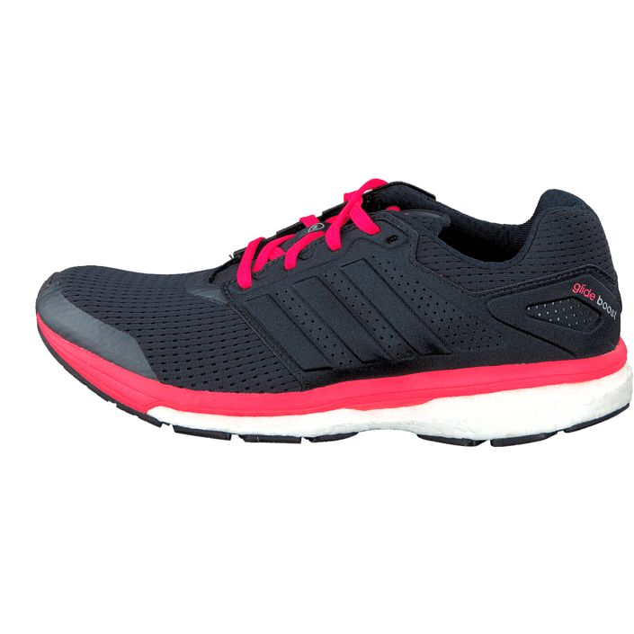 Buy adidas Sport Performance Supernova Glide Boost 7 W Night Navy/Silver/Flash Red   Running Shoes for Women Shoes Online. We have thousands of great models for women, men and children.
