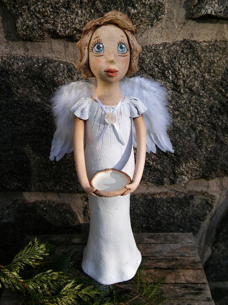 Anděl s mističkou (ihned k dispozici)