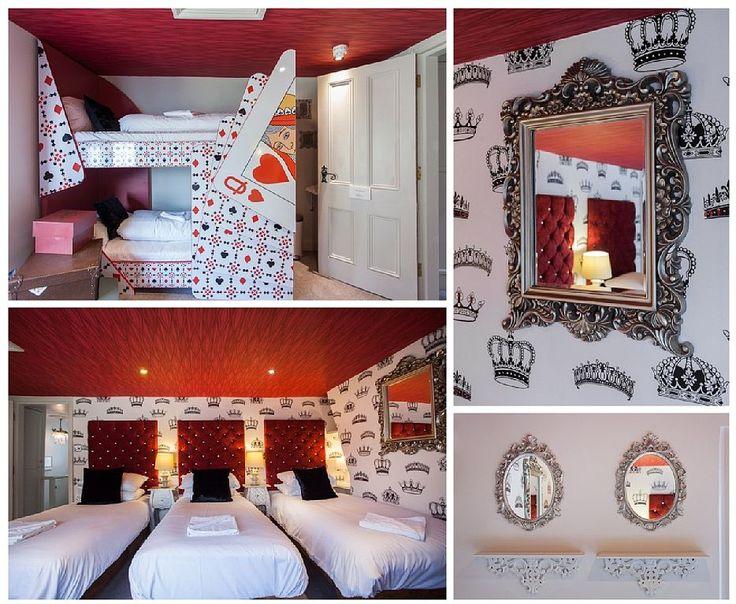 Wonderland House, uno de los 25 hoteles temáticos más increíbles del mundo