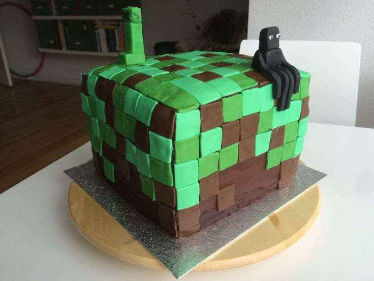 LEGO minecraft - birthday boy