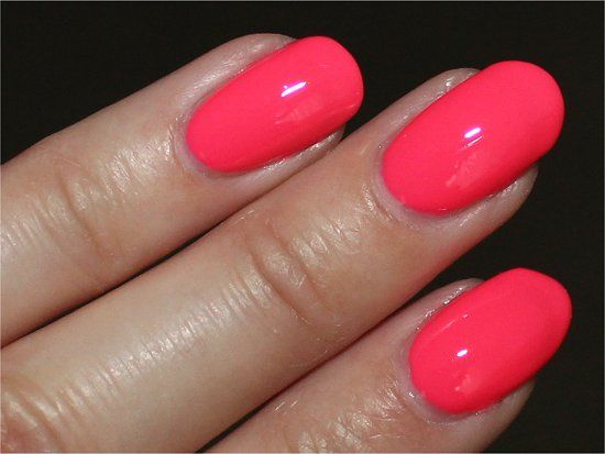 bright nail polish ideas