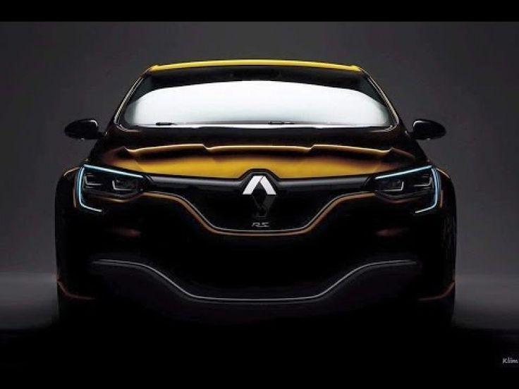 Renault Megane Rs 300 All New Renault Sport Megane Rs 300 2018 Youtube
