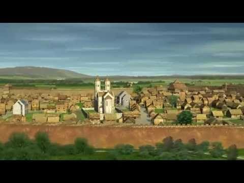 Średniowieczny Kraków 1000 lat temu   Część 1 » Historykon HistorykonHistorykon