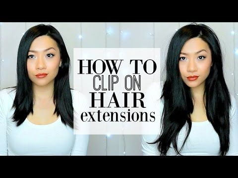 90 best hair extensions images on pinterest videos dates and html how to clip on hair extensions on short hair pmusecretfo Image collections
