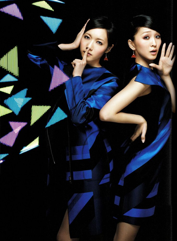 """mizunocaitlin: Perfume """"4th Tour in Dome [LEVEL3]"""" Concert Pamphlet scans, December 24th, 2013"""