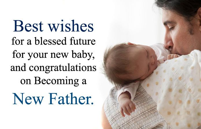 Congratulation Messages On Happy First Fathers Day Father -5834