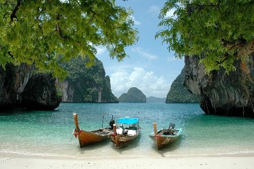 Romantic holiday in Phuket, Thailand