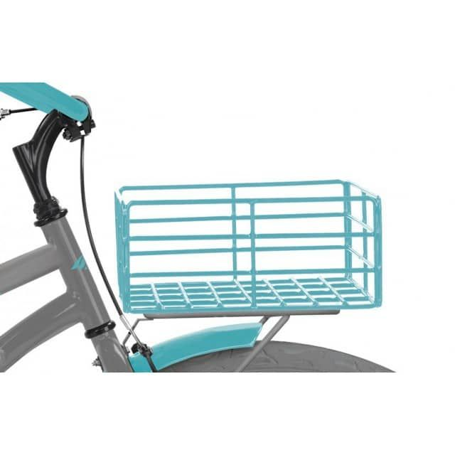 Schöner stylischer Fahrradkorb aus Italien. Dieser stabile Fahrradkorb ist ideal zum Transportieren Ihrer Sachen und Einkäufe.Er lässt sich einfach und schnell befestigen.Erhältlich in verschiedenen Farben.