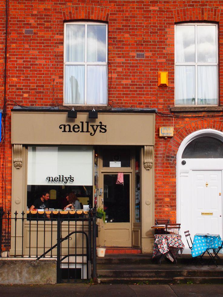 Melly's cafe at South Circular Road