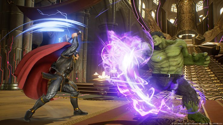 Capcom liberó un nuevo trailer de Marvel vs Capcom: Infinite, donde nos muestran parte de la historia del juego, así como a parte de los personajes - http://j.mp/2oJm7vI
