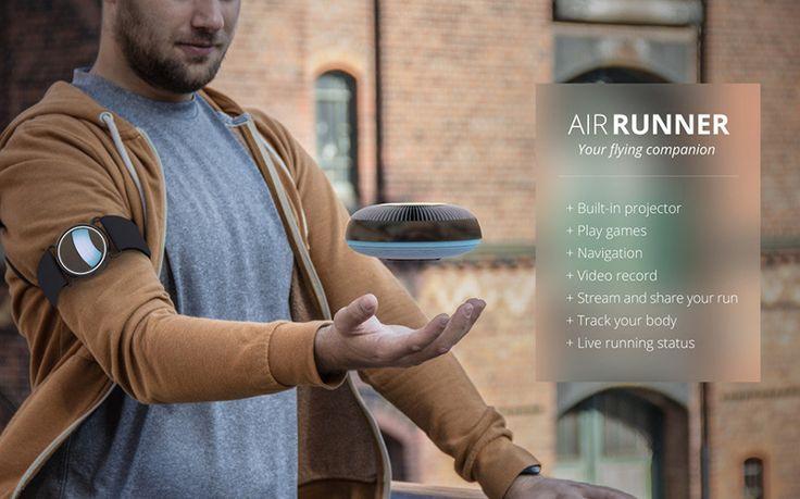 Air Runner 慢跑新革命:期待每次上路都是一次新的冒險 | 癮科技