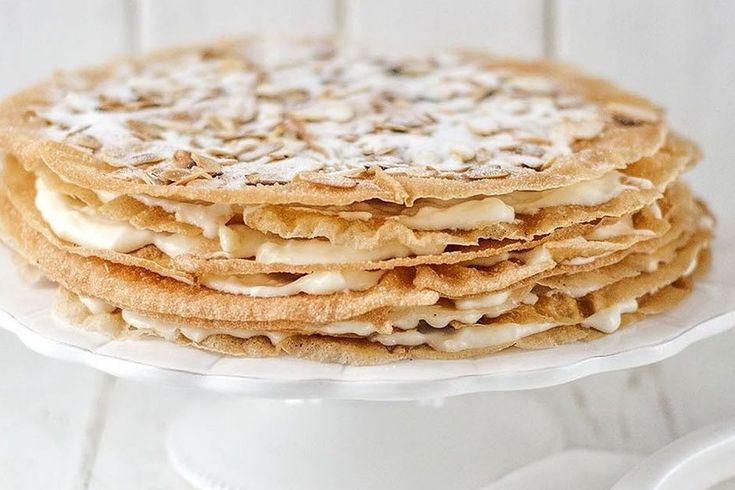 Te explicamos paso a paso, de manera sencilla, la elaboración del postre tarta árabe. Ingredientes, tiempo de elaboración