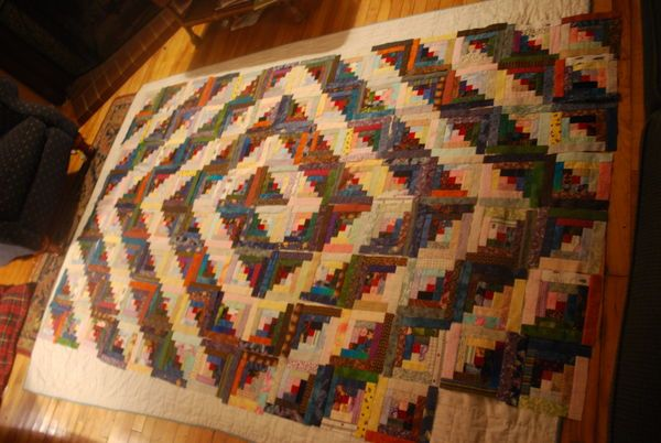 Limitless Log Cabin Layouts Log Cabin Quilts