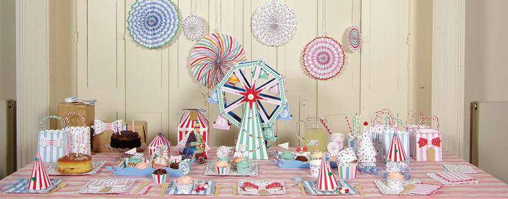 Bei uns findet ihr zauberhafte Partydekorationen für jeden besonderen Anlass, der gefeiert werden muss. Sei es der Kindergeburtstag.