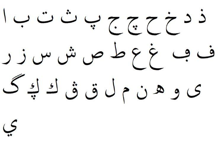 arabic for kids alphabet pdf