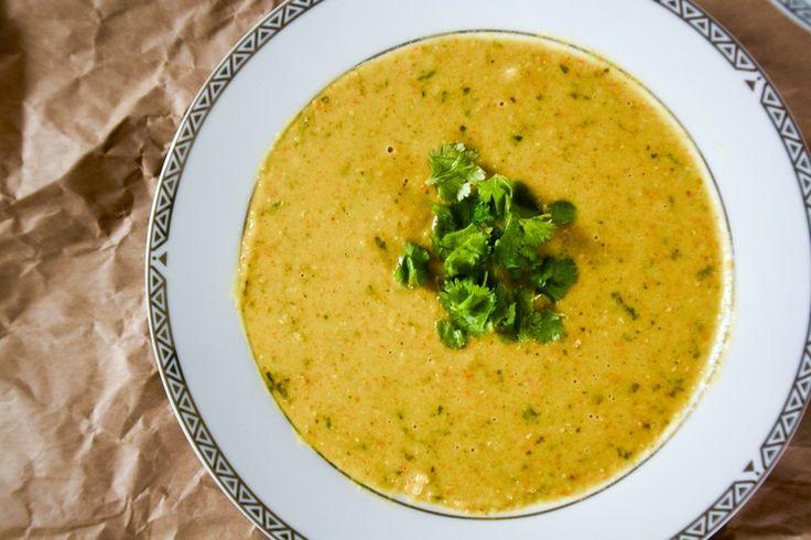 Spiced Red Lentil Soup — MANIFEAST NUTRITION