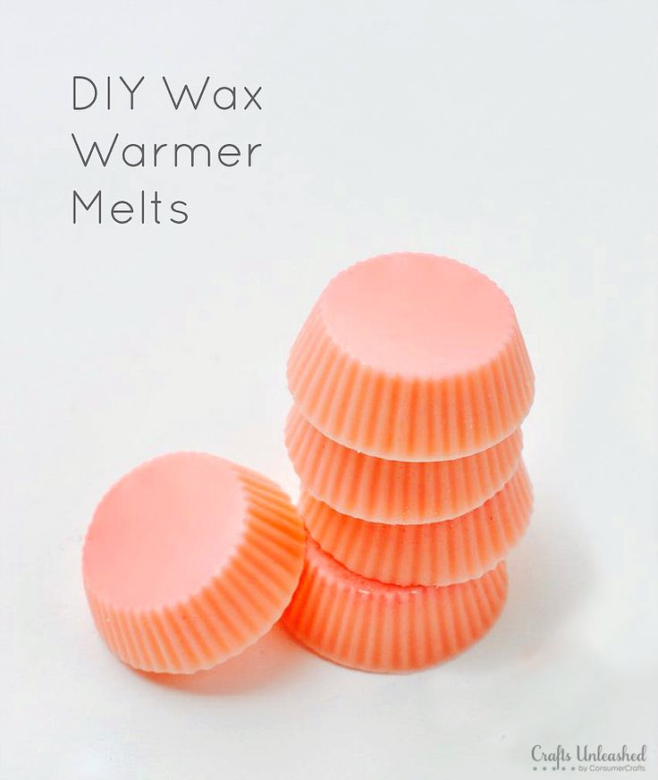 If you use wax warmers, you will love this inexpensive DIY project! Follow along to learn how to make wax melts with candy molds!