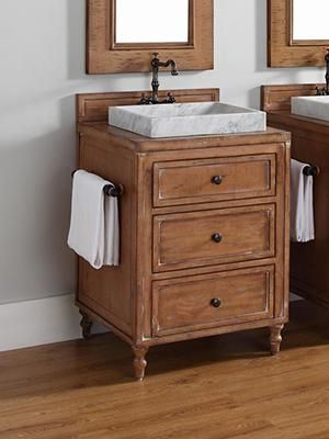 20 Small Bathroom Vanities That Are Big On Style
