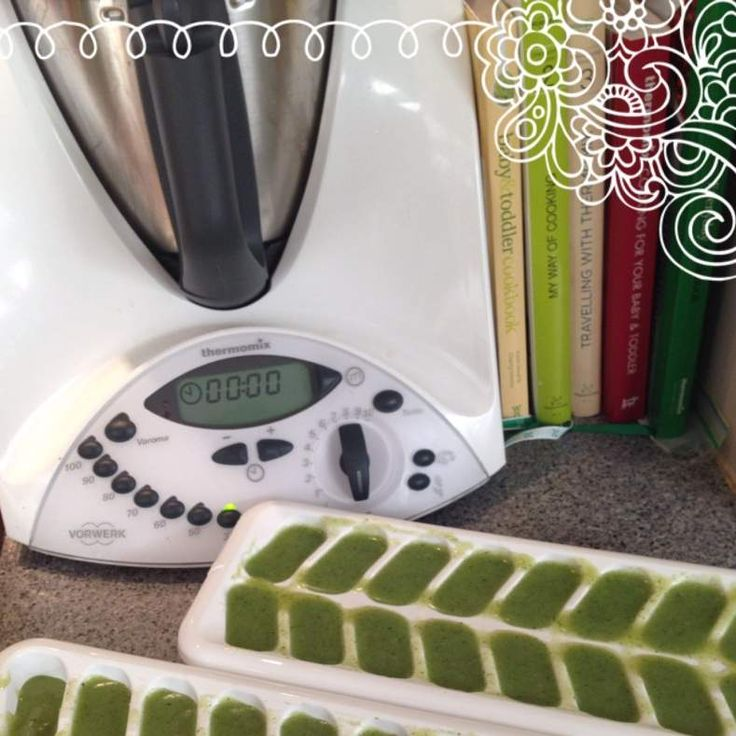 Recipe Zucchini, Potato and Spinach Puree by Brea walker - Recipe of category Baby food