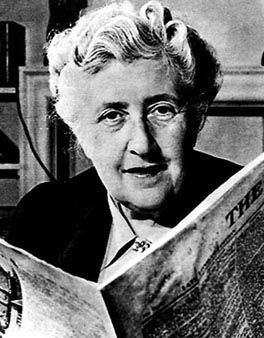 Famous People with Dyslexia: Agatha Christie
