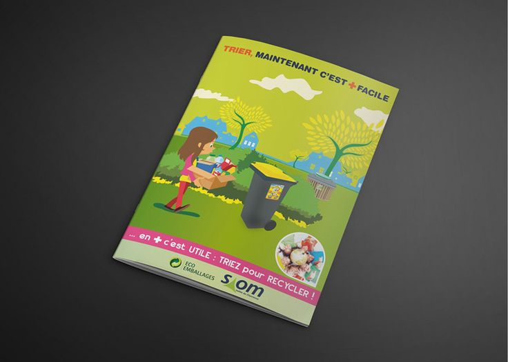 Création et impression d'une brochure pour le Siom #follow4follow #like4like #creation #print #graphicdesign #graphicdesigner #editam #catalog #catalogue #frenchcreation #paper #posters #leaflet #webdesign