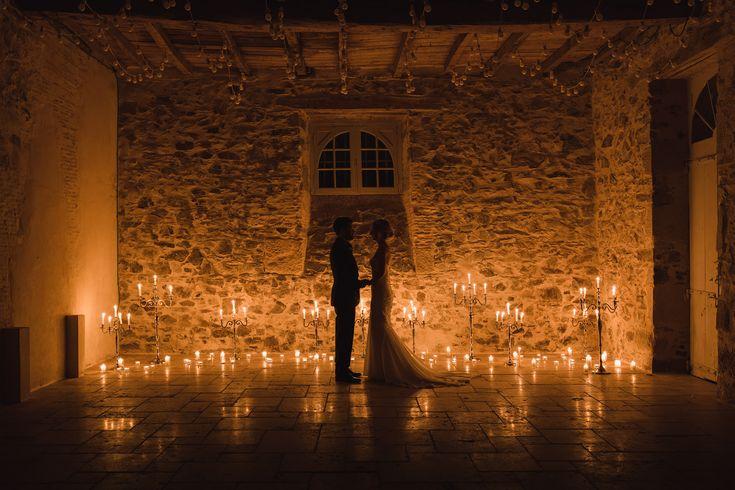 Chateau La Durantie - French Wedding Photographer