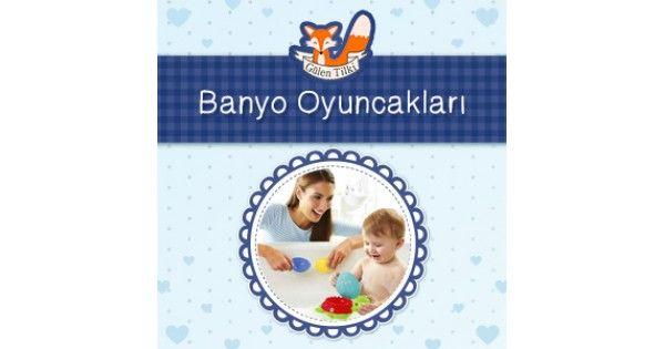 GülenTilki'de Banyo Oyuncakları ürünlerini inceleyebilir, Banyo oyuncakları çeşitleri hakkında bilgi alabilir, en uygun fiyatlarla güvenle alışveriş yapabilirsiniz.