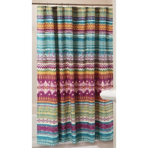 Best 25 Southwestern Shower Curtains Ideas On Pinterest