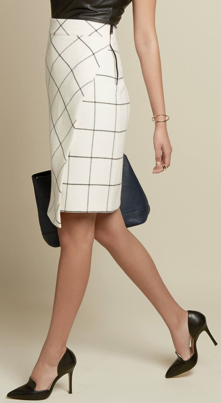 professional pencil skirt (preferably in a neutral, something i can pair with most shirts or blazers)