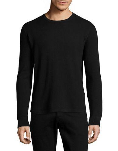 Brands | Sweaters  | Hannes Micro Moss Stitch Sweater | Hudson's Bay
