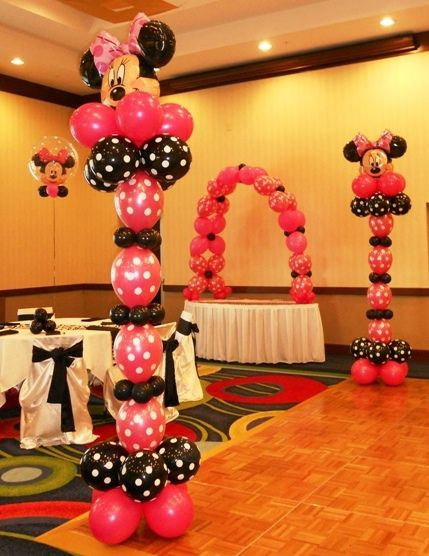 35 best where i love you images on pinterest baby shower for Room decor ideas with balloons