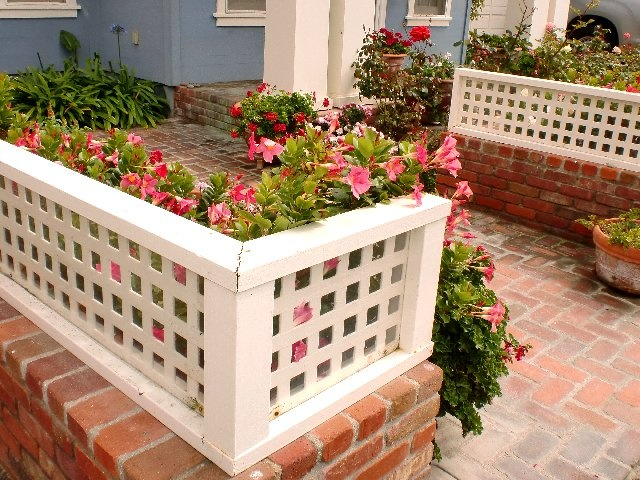 17 Best Images About Front Yard Fence On Pinterest