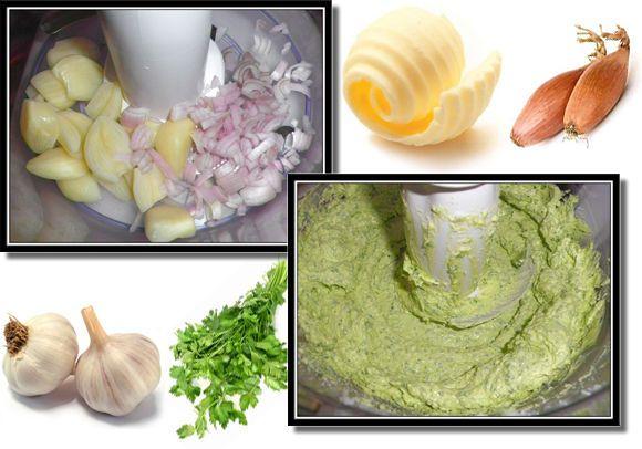 Beurre d'ail, ou d'escargot...