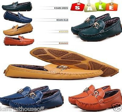 New Men Fashion Moccasin Flat Shoe Warm Shoe Genuine Leather (scheduled via http://www.tailwindapp.com?utm_source=pinterest&utm_medium=twpin&utm_content=post11882172&utm_campaign=scheduler_attribution)