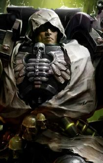 Lord Cypher of the Fallen Angels #warhammer #wh40k #warhammer40k
