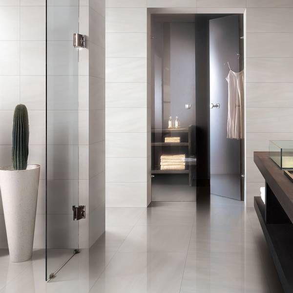 happy floors dolomite white polished