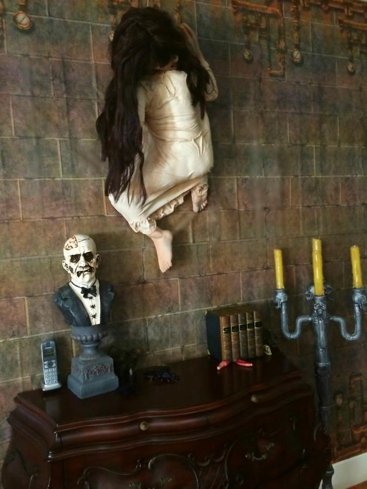 Decorating Ideas > 17 Best Ideas About Insane Asylum Halloween On Pinterest  ~ 074650_Halloween Asylum Door Prop