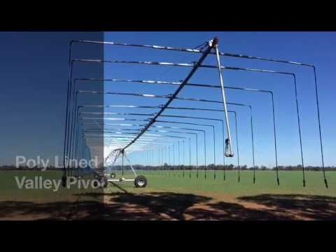 Building Optimum Irrigation Infrastructure for Cotton Crops - YouTube