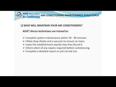 We install and maintenance air conditioner all over the Gold Coast and Northern NSW. Our split system air conditioners will leave your room cool and dry in summer, warm and comfortable in winter. For more information, Please contact us. Asset Associated Air Conditioning, 2/20 Indy Ct, Carrara, Gold Coast, QLD 4211, Ph: 07 5596 1033, www.assetaircon.com.au