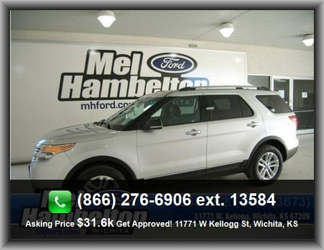2011 Ford Explorer XLT SUV  Fuel Consumption: Highway: 23 Mpg, In-Dash Single Cd Player, Total Number Of Speakers: 6, Interior Air Filtration, Headlights Off Auto Delay, Right Rear Passenger Door Type: