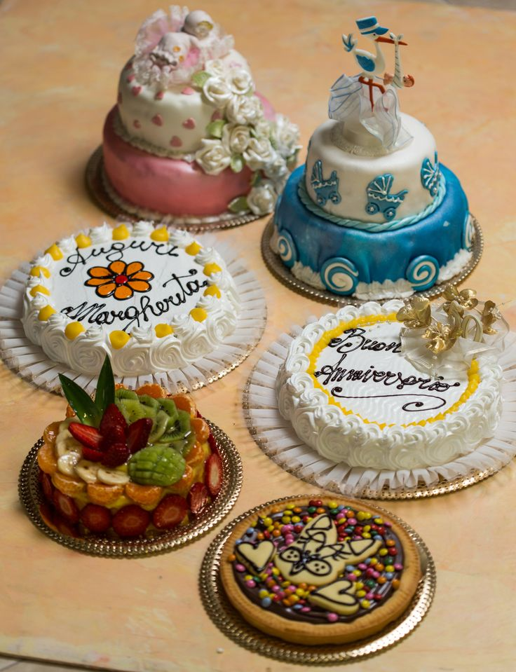 Non vorresti gustare una di queste deliziose torte? Vieni a trovarci nei punti vendita del Panificio Villa!