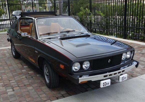 1979 Renault R17 GORDINI