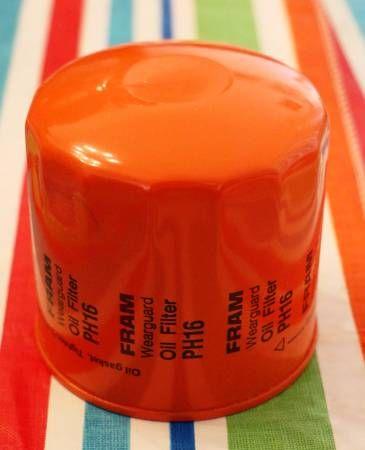 New Fram Oil Filter PH16 (PLANO) $1