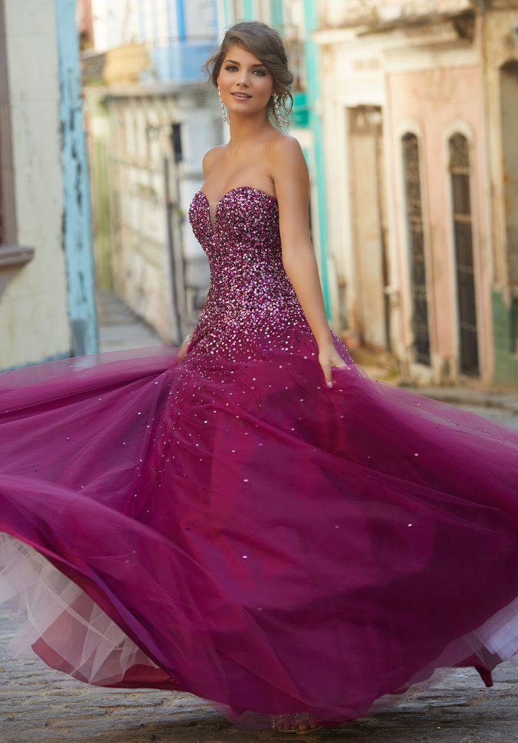 Mejores 59 imágenes de Morilee prom 2018 en Pinterest | Vestidos de ...