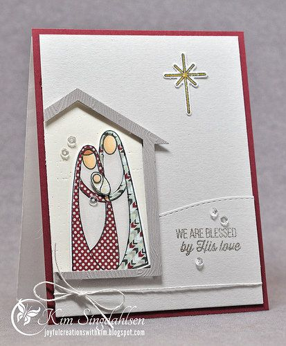 Nativity: SSS, My Joyful Creations